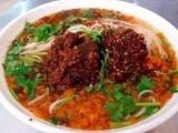 徐州美食—米線面線冷面
